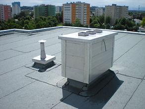 Bitumendach ohne Auflast