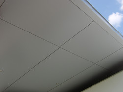 Verbundplattenfassade