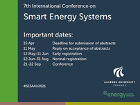 International Conference on Smart Energy Systems
