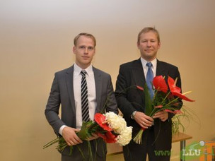 Jurijs Meitalovs defends doctoral thesis