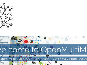 COST action OpenMultiMed Training School on mechanistic modeling of human metabolism