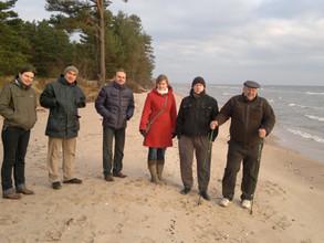 sysbio.lv final meeting in Kolka