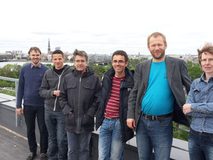 SMARTPLANTS project meeting in Latvia