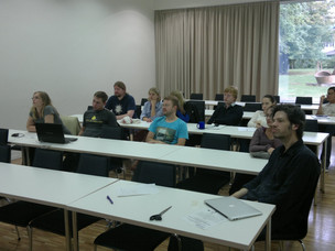 Hochschulkontor project trip to Heidelberg