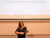 Congratulations to Karina Balina for successfully defending her PhD Thesis