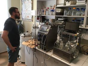 GenCon receives green light to improve bioreactor control systems