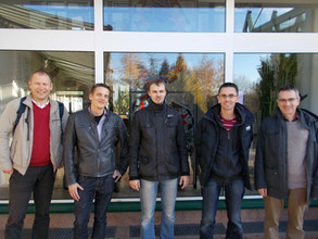 The kick-off meeting of SMARTPLANTS in Halle