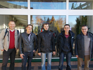The kick-off meeting of SMARTPLANTS in Halle