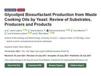 Waste2Surf review paper publish in MDPI journal Fermentation