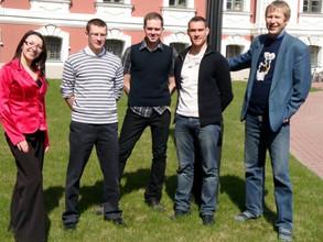 Biosystems group at Binarins 2009
