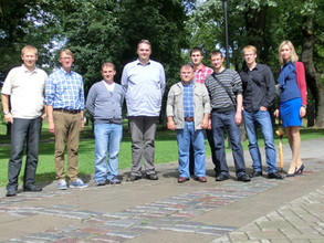 Kick-off meeting of ITAPIC project