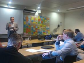 ERASynBio networking meeting in London