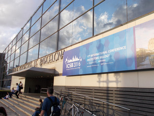 ICSB 2016 in Barcelona