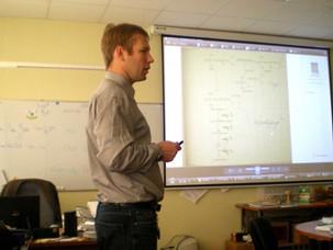 Scientific seminar of Biosystems group