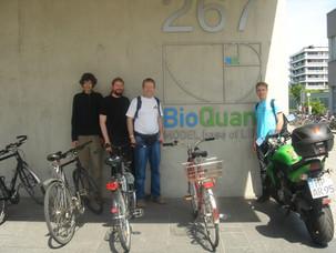 Visiting BIOQUANT in Heidelberg