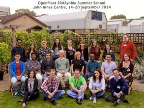 """Summer school """"Open Plant 2014"""""""