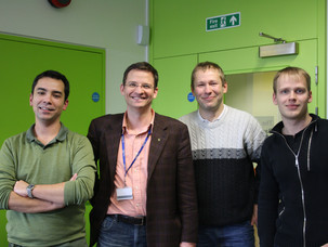 """Visiting the """"Control Engineering for Synthetic Biology"""" group"""