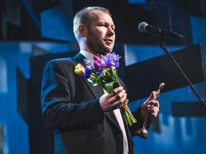 "Egils Stalidzans receives an award in science from foundation ""Viegli"""