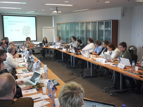First CHARME meeting in Brussels