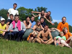 Boat trip 2009