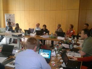 ERASysAPP executive board meeting in Berlin