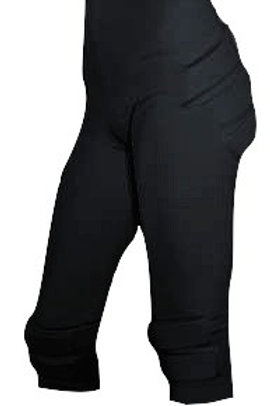 Silver Lining Padded Capris