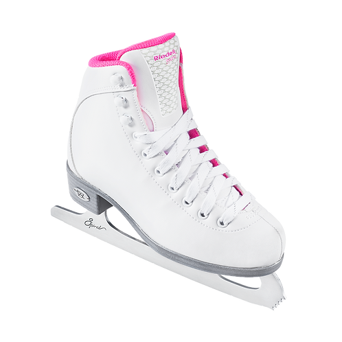 Girl's Riedell 18 Sparkle