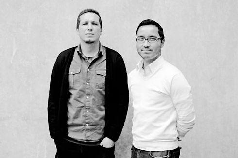 Ian Hsu y Gabriel Rudolphy