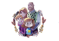 80_CHILDREN_BOOK_ILLUSTRATIONS_FAMILY_COLOR_LOW RES