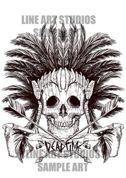 Indian Skull DT