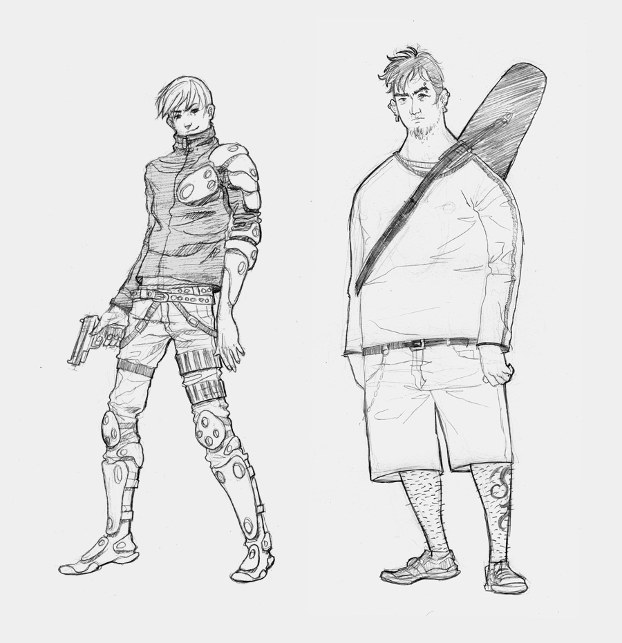 CHARACTER DESIGN_14