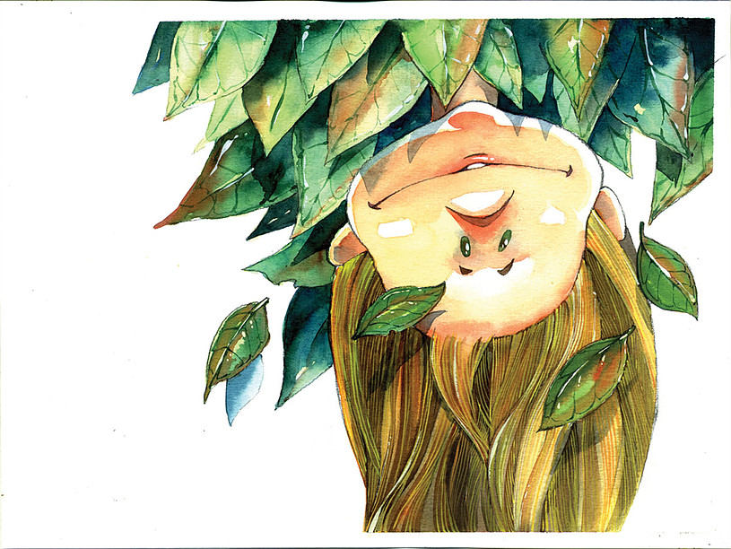 LINE ART STUDIO_WATERCOLOR ILLUSTRATION_36