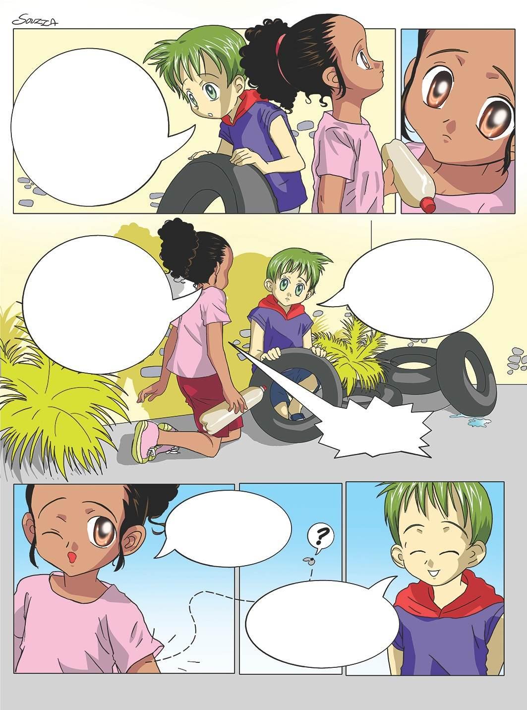 Manga-Anime pag 1 100