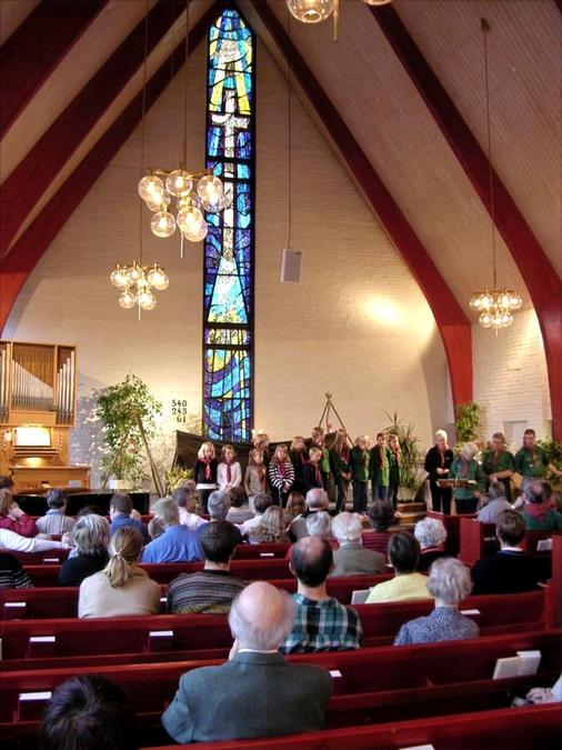 Marieborgskyrkan