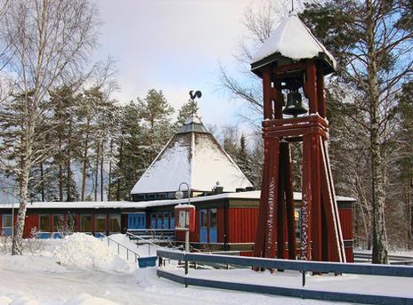 Sankt Andreas kapell