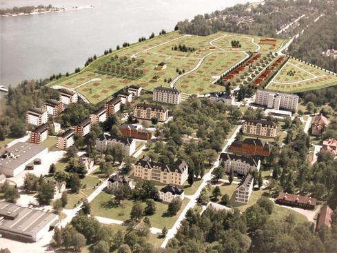 Gertrudsvik sjöstad