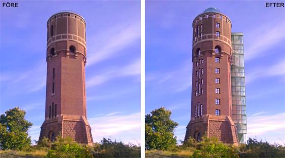 Gamla vattentornet