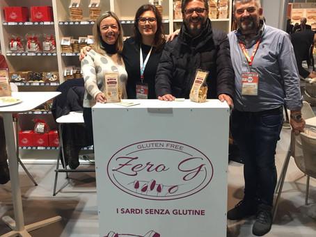 Anche Zero G Sassari con Angela Fais e Massimo Saba