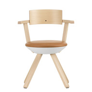 Rival-Chair-KG002-clear-lacquer-front_WE