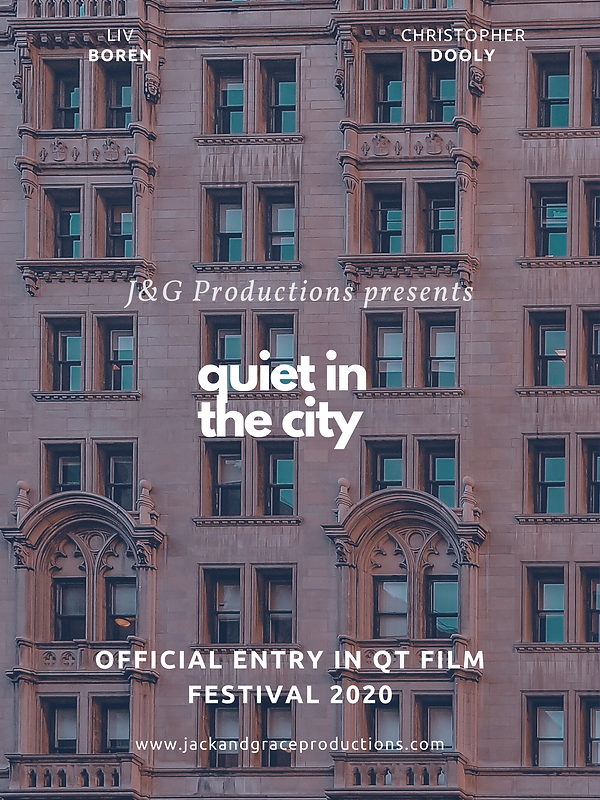 J&G Productions presents_ Quiet In the C