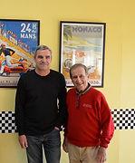 Jean Ragnotti et Didier Soucheyre
