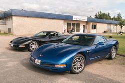 Corvette C5 Z06 vs Corvette C5