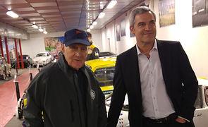 Remy Julienne et Didier Soucheyre