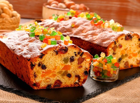 Best Fruit Cake Ever!!