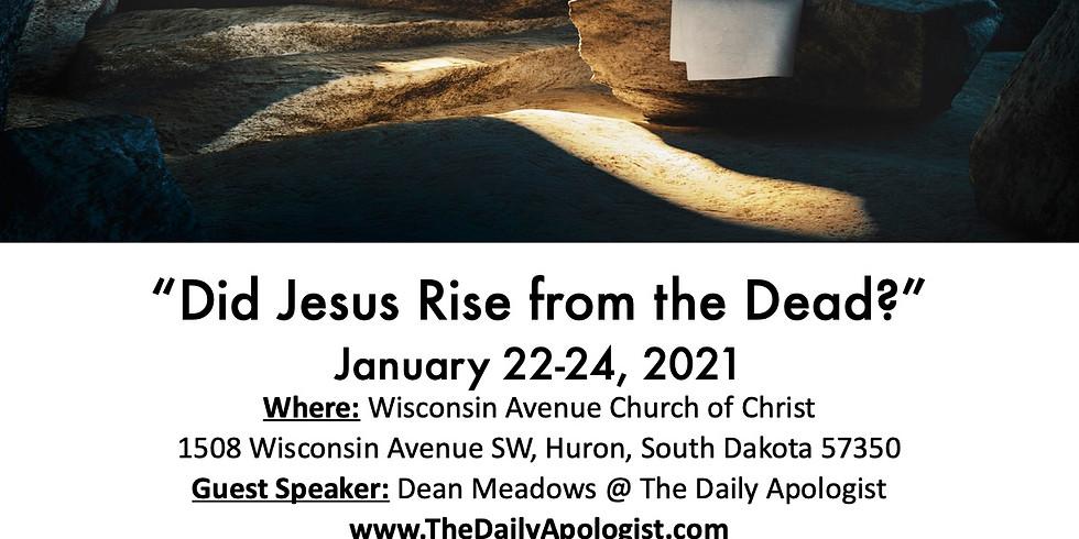 Resurrection Seminar