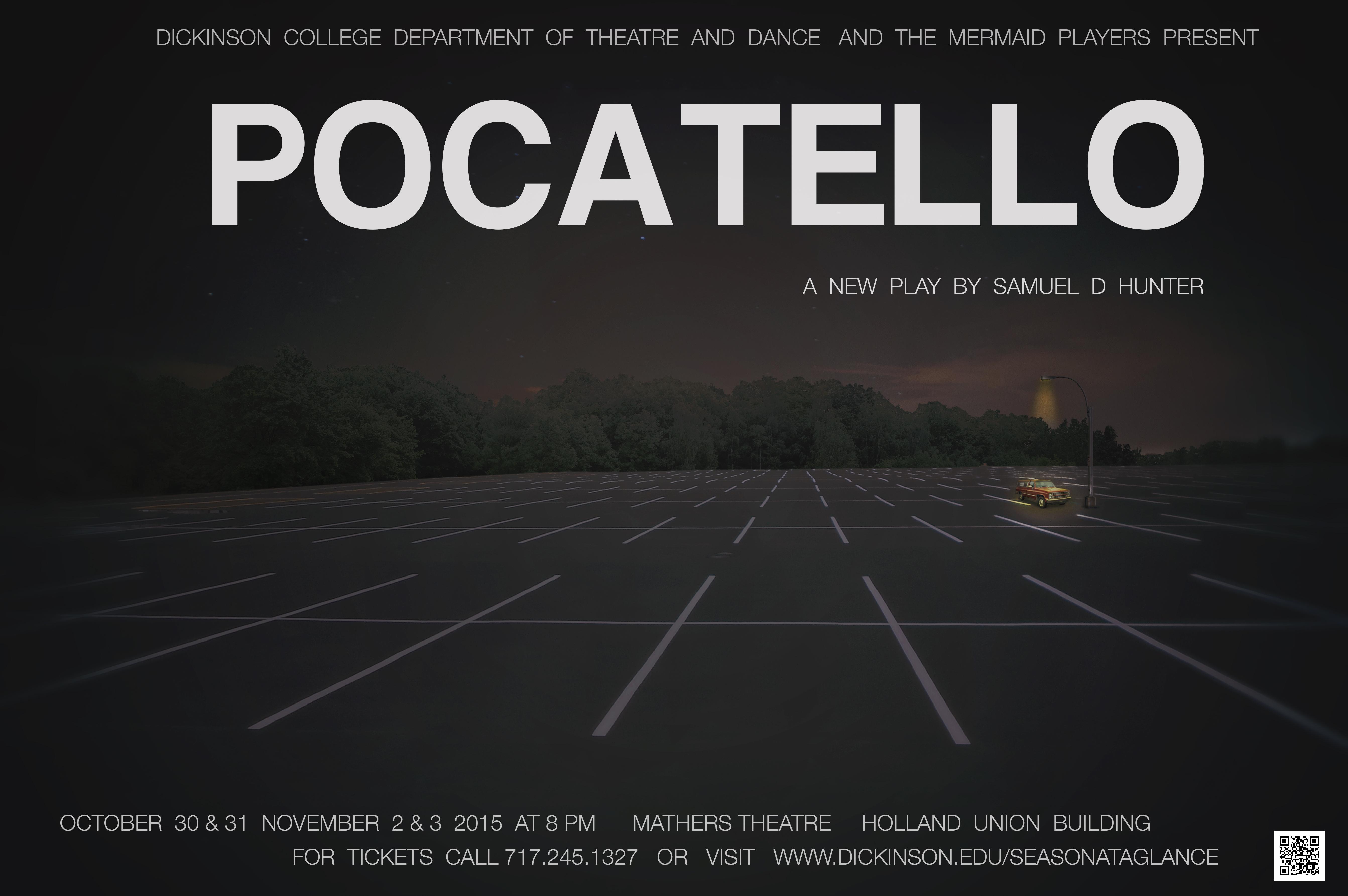 Pocatello Poster