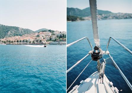 Segeltörn Kroatien | Reisefotografie