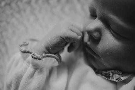 Natürliche Familienbilder in München / Neugeborenenshooting München / Babyfotografie München
