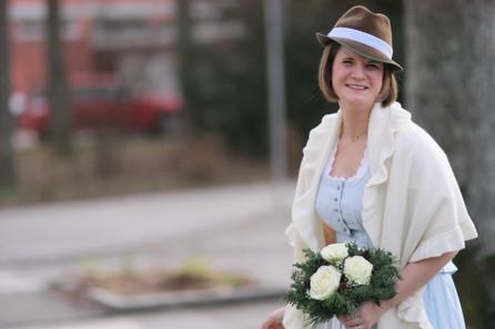 Franziska & Thorsten   standesamtliche Winterhochzeit   Hochzeitsfotografie München