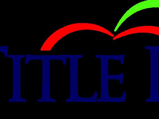 Annual Title 1 Survey